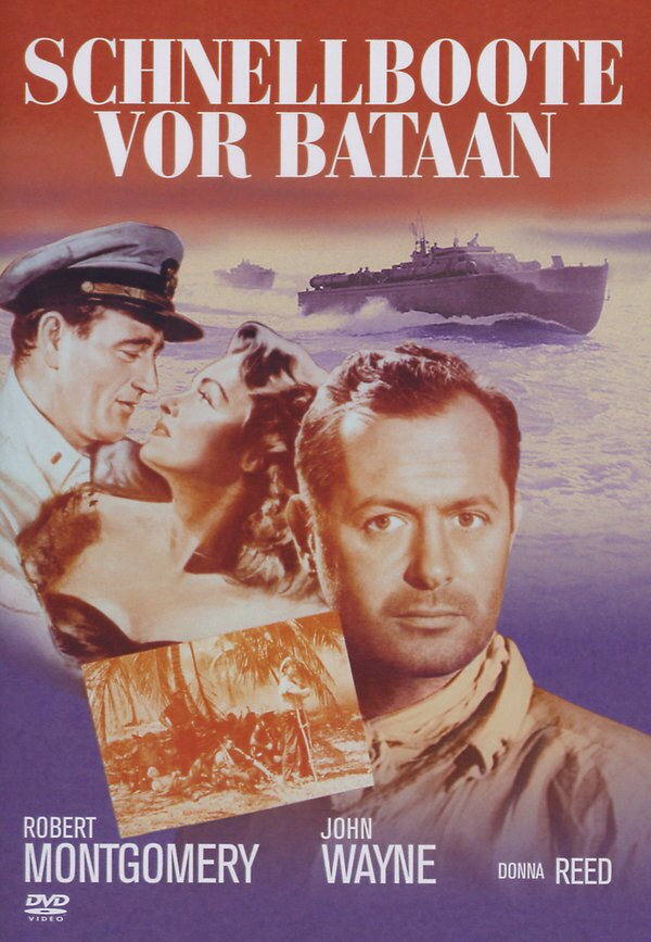 Schnellboote vor Bataan (1945)