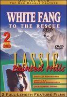White Fang to the Rescue / Lassie Painted Hills (2 DVDs)