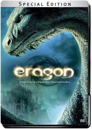 Eragon (2006) (Steelbook, 2 DVDs)
