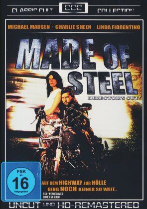 Made of Steel (1993) (Classic Cult Collection, Director's Cut, Remastered, Uncut)