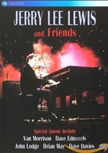Lewis Jerry Lee - Jerry Lee Lewis & Friends (EV Classics)