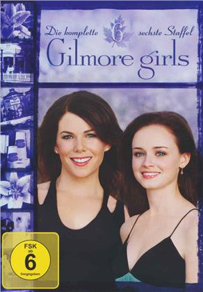 Gilmore Girls - Staffel 6 (6 DVDs)