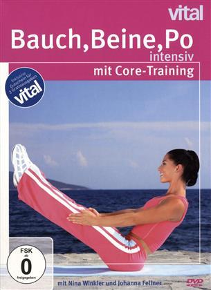 Bauch, Beine, Po intensiv mit core-training
