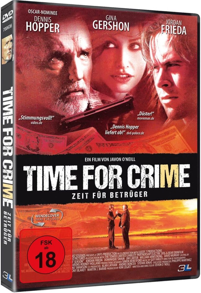 Time for Crime - Zeit für Betrüger - Out of Season (2004) (2004)