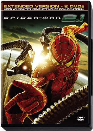 Spider-Man 2.1 (Extended Edition, 2 DVDs)