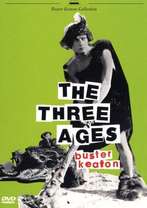 Buster Keaton - The three ages (Überarbeitete Version) (1923)
