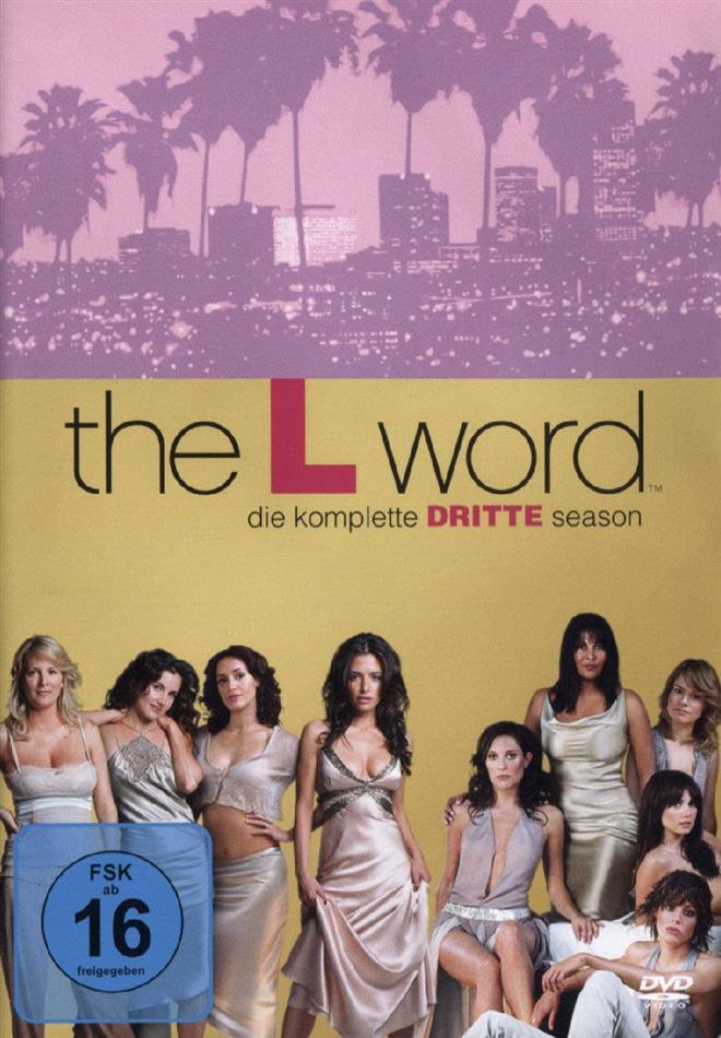 The L-Word - Staffel 3 (6 DVDs)