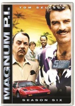 Magnum P.I. - Season 6 (5 DVDs)