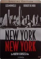 New York, New York (1977) (Steelbook, 2 DVDs)
