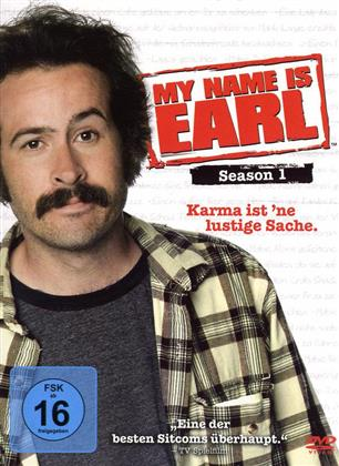 My name is Earl - Staffel 1 (4 DVDs)