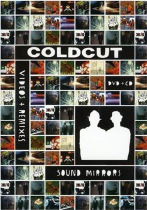 Coldcut - Sound Mirrors Videos and Remixes (DVD + CD)