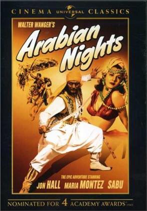 Arabian Nights (1942) (Remastered)