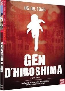 Gen d'Hiroshima - Films 1 & 2 (Collector's Edition, 2 DVDs)