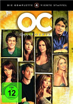 O.C. California - Staffel 4 (5 DVDs)