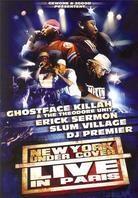 Ghostface Killah - Live in Paris