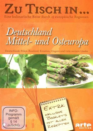 Zu Tisch in... Deutschland / Mittel- und Osteuropa (5 DVDs)