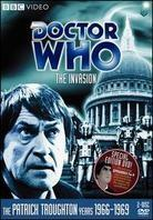 Doctor Who: - The Invasion (Remastered, 2 DVDs)