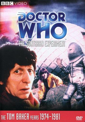 Doctor Who: - The Sontaran Experiment (Remastered)