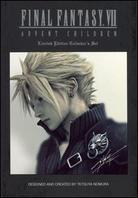Final Fantasy VII - Advent Children (Limited Edition, 2 DVDs + Buch)