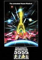 Daft Punk - Interstella 5555 (Limited Edition, DVD + CD)