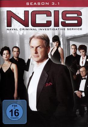 NCIS - Navy CIS - Staffel 3.1 (Repack) (3 DVDs)