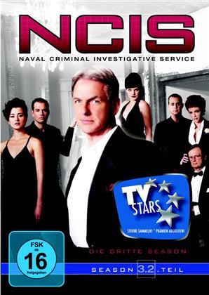 NCIS - Navy CIS - Staffel 3.2 (Repack) (4 DVDs)