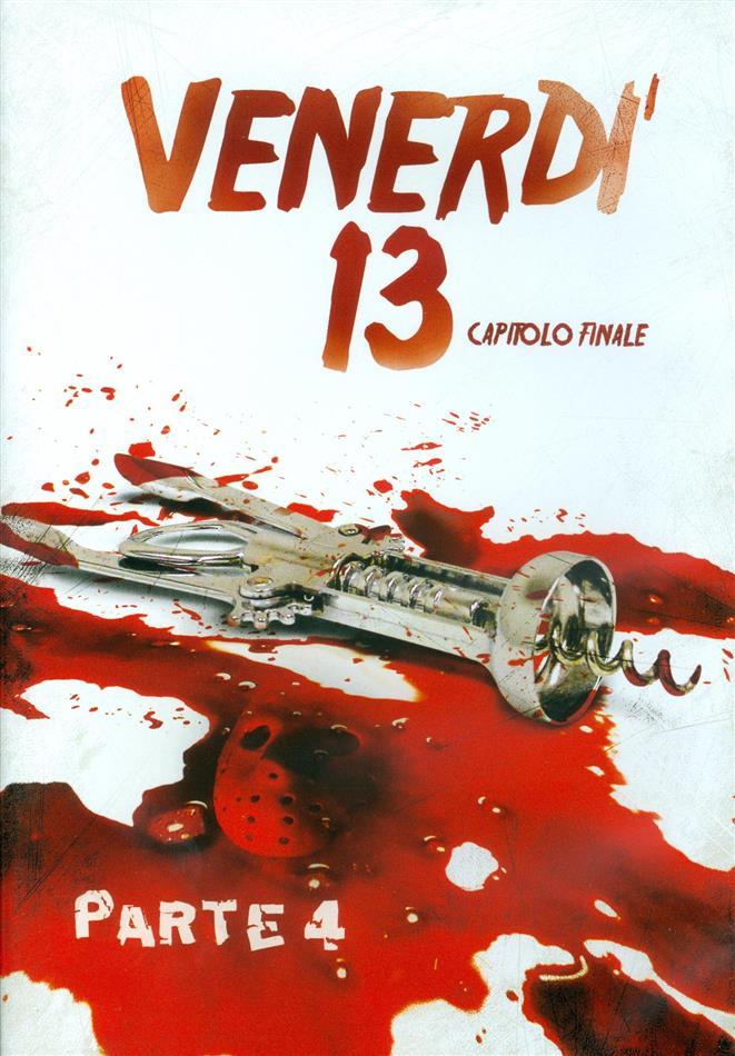 Venerdi 13 - Parte 4 - Capitolo finale (1984)