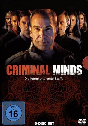 Criminal Minds - Staffel 1 (6 DVDs)