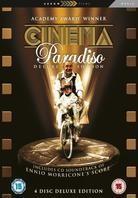 Cinema Paradiso (1988) (Deluxe Edition, 3 DVD + CD)