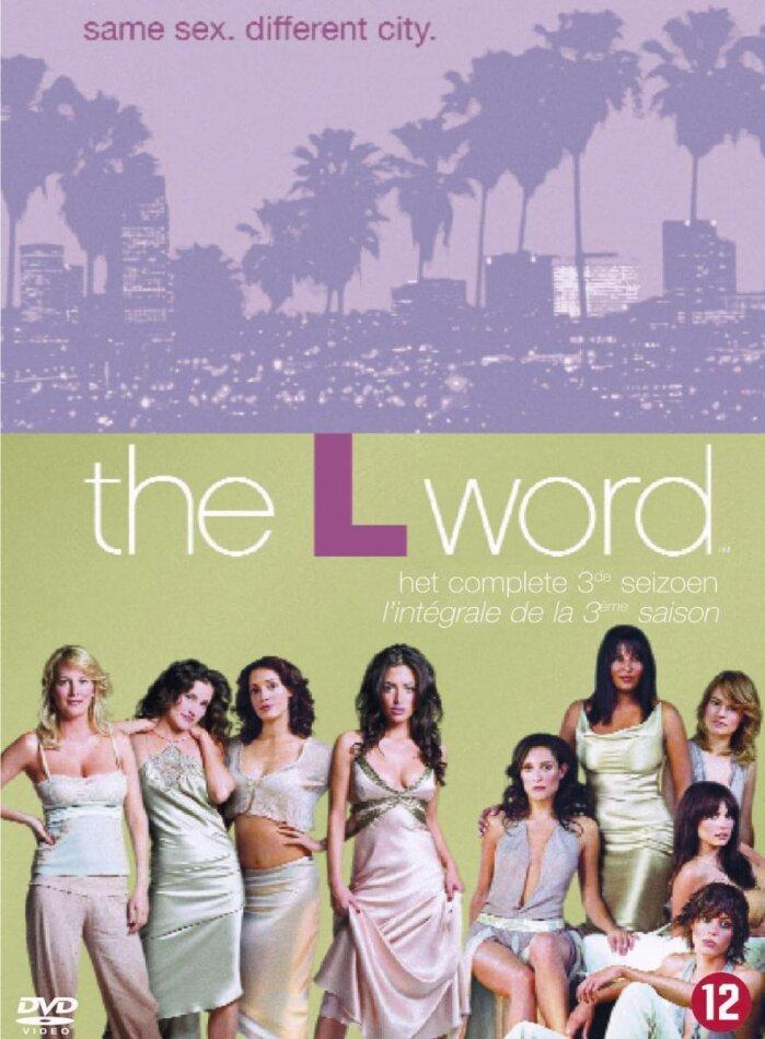 The L-Word - Saison 3 (4 DVDs)