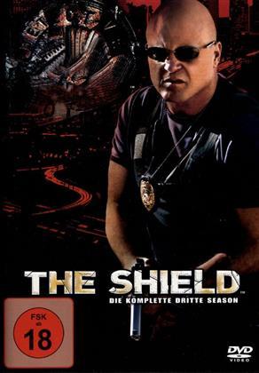 The Shield - Staffel 3 (4 DVDs)