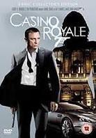 James Bond: Casino Royale (2006) (2 DVD)