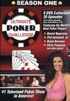 Ultimate Poker Challenge - Season 1 (8 DVDs)