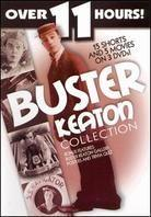 Buster Keaton Collection (Remastered, 3 DVDs)