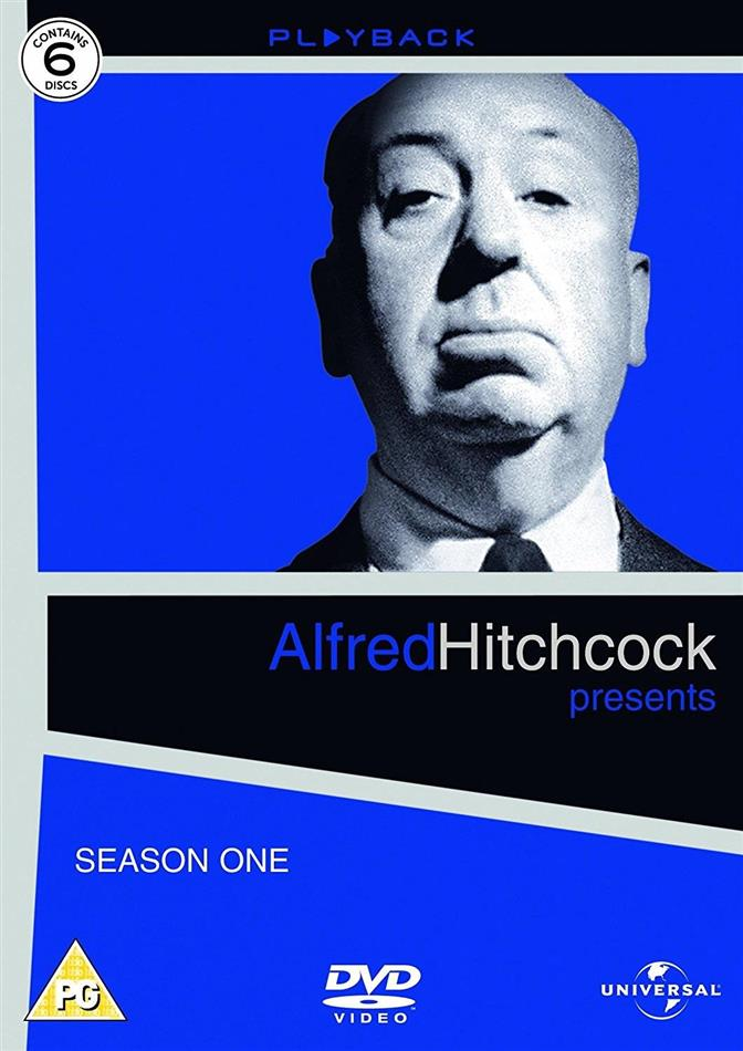 Alfred Hitchcock presents - Season 1 (6 DVDs)