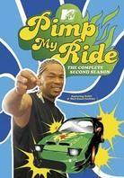 MTV: Pimp my ride - Saison 2 (2 DVDs)