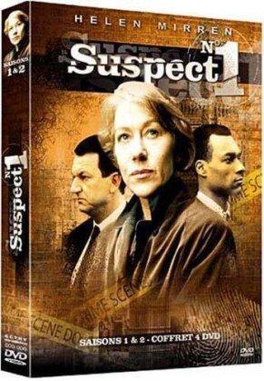 Suspect numéro 1 - Saison 1 et 2 (4 DVDs)