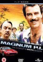 Magnum P.I. - Season 6 (6 DVDs)
