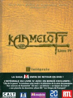 Kaamelott - Livre 4 - L'intégrale (3 DVDs)