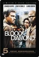 Blood Diamond (2006) (Limited Edition, Steelbook, 2 DVDs)