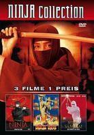 Ninja Collection - (3 Filme auf 1 DVD)