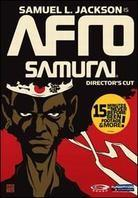 Afro Samurai (Director's Cut, Uncut, 2 DVDs)