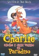Charlie - Anche i cani vanno in paradiso (1989) (Steelbook)