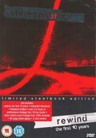 Stereophonics - Rewind (Steelbook, 2 DVDs)