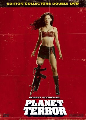 Grindhouse - Planet Terror (2007) (Collector's Edition, 2 DVDs)
