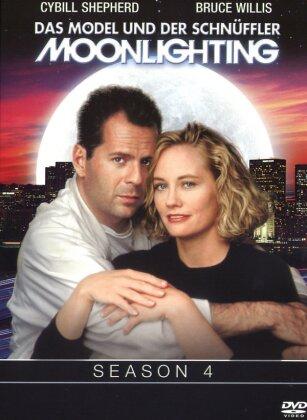 Moonlighting - Das Model und der Schnüffler - Staffel 4 (4 DVDs)