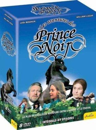 Les aventures de Prince Noir - L´intégral (Collection Les Trésors de la Télévision, 8 DVD)