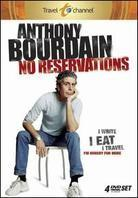 Anthony Bourdain - No Reservations (4 DVDs)
