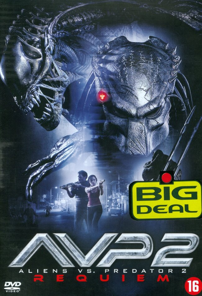 Aliens vs. Predator 2 - Requiem (2007)