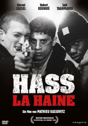 Hass - La Haine (1995) (Single Edition)